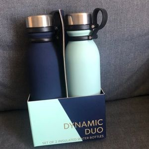 Dynamic Duo Insulated Water Bottles